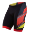 PI Fietsbroek Elite In-R-Cool - Rood