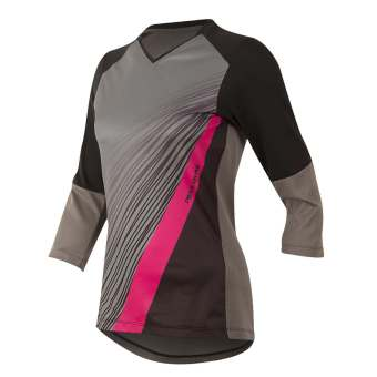 W Launch 3/4 Sleeve Jersey
