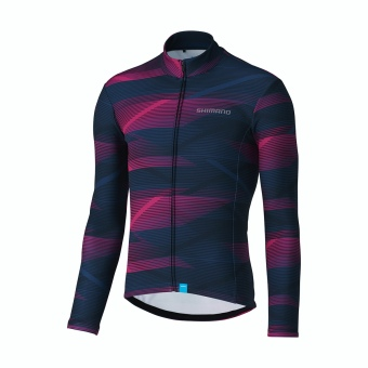 Shimano Team Long SleeveJersey