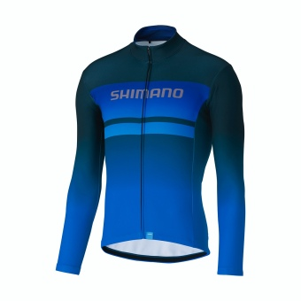 Shimano Team L.S. Jersey