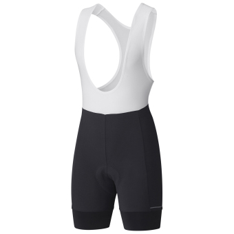 Sumire Bib Shorts Black