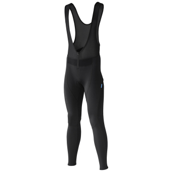 Perf Windbreak Bib Long Tights