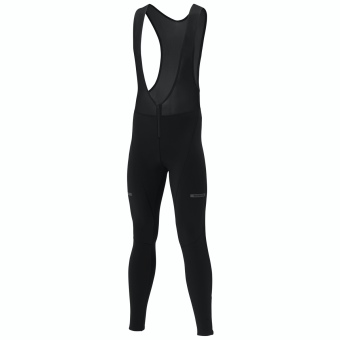 SHIMANO Winddichte Bib Tights w/o chamois