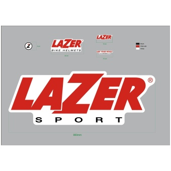 Lazer Sticket Set