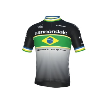 Cannondale Factory Racing Avancini 2020 Replica Jersey
