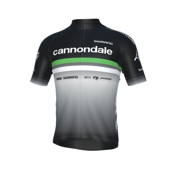 Cannondale Factory Racing Team 2020 Fietsshirt Zwart